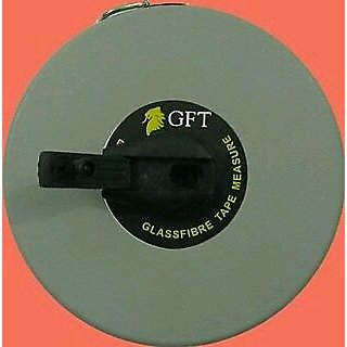30 Meter GFT Glass Fibre Measuring Tape