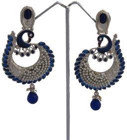 AARZOOL Peacock-shaped danglers.