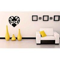 Mesleep Heart Decorative Wall Sticker
