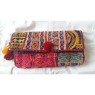 Pure Handmade Kacchi Sling Bag