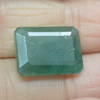 8.65 Ct  Natural Emerald Green Loose Gemstone For Ring  Pendent 112
