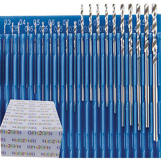 Details about Diamond Micro HSS Twist Drill Bit Set Ideal Precision Craft Ho
