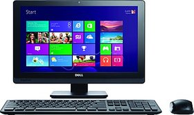 NP Dell Inspiron One 20 3048 All-in-One (4th Gen Ci3/ 4GB/ 1TB) Computer (Black)