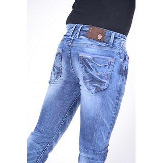 Moka Denim Slim Stretchable Jean