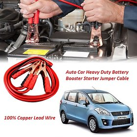 Car Auto 500 AMP HeavyDuty Battery Booster Starter Jumper Cable Copper Lead Wire