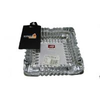 Imported Crystal Clear  High Quality Glass Ash Tray