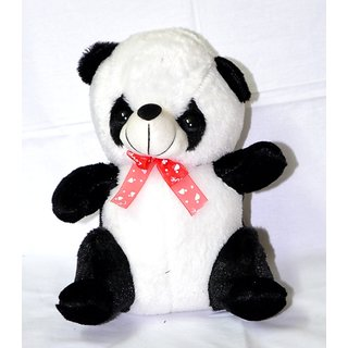 Teddy Bear (BLACK  WHITE PANDA)