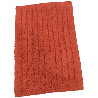 Bathmat Cotton Orange (Frank-Orange-1)