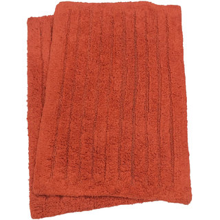 Bathmat Cotton Orange (Frank-Orange-2)