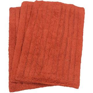 Bathmat Cotton Orange (Frank-Orange-3)