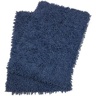Bathmat Cotton Blue (Karisma-Dark Blue-2)
