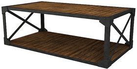 Amaani Furnitures Industrial Range Coffee Table (SH20160066)