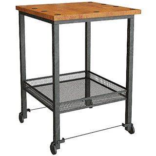 Amaani Furnitures Table Kitchen Trolley (SH20160101)