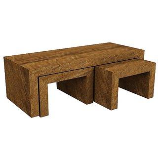 Amaani Furnitures Contemporary Range Coffee Table Set (SH20160108)