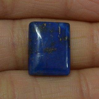 8.9 Ct 9.78 Ratti Square Shape Natural Blue Lapis Lazuli Loose Gemstone-L100
