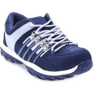 Boysons blue running sports shoes (opera48-blue)