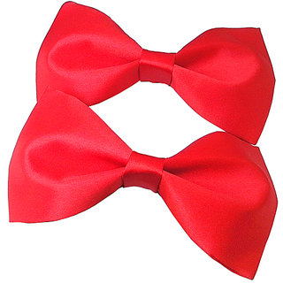 Wholesome Deal red neck bow tie (Pack of two)