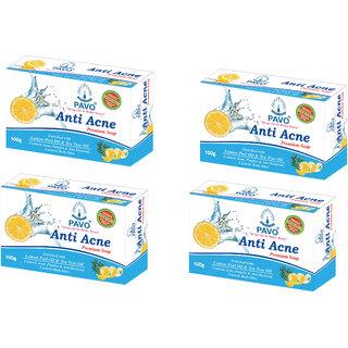 PAVO Anti Acne Premium Soap