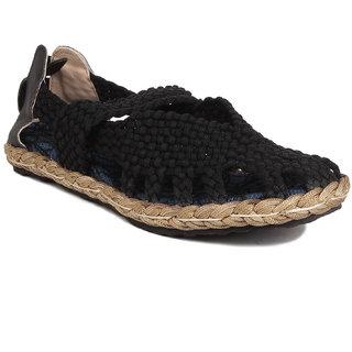 MSC Women's Black Sandals