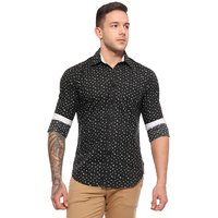 Wajbee Mens 100 Percent Cotton Full Sleeve Shirt