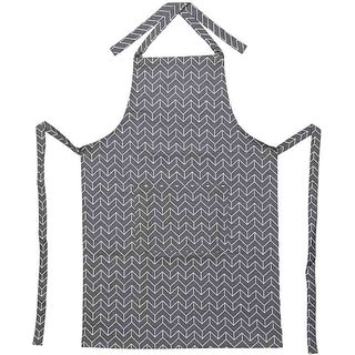 SWHF Kitchen Apron Grey