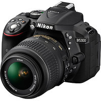 Nikon DSLR D5300 With AF-S 18-140mm VR Kit Lens - 2484118