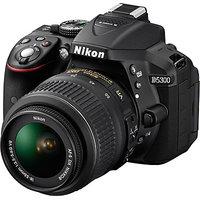 Nikon DSLR D5300 With AF-S 18-140mm VR Kit Lens - 2484118