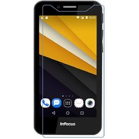 Snaptic 2.5D Curved Edge HD Tempered Glass For Infocus M260