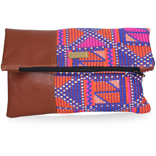 Paprika Multicolour Colour Handbag