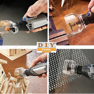 For Drimel DIY CraftsPractical Electric Grinder Cover A550 Rotary Tool Accessor