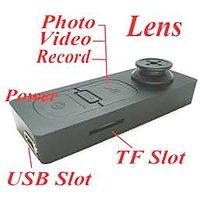 Button Camera HD Camera With 16 GB Memory