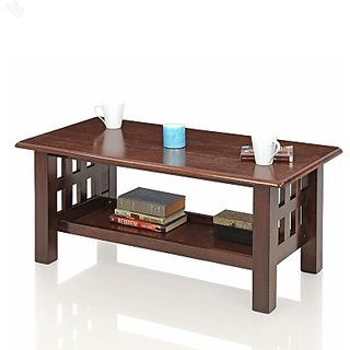 Royal Oak Solid Wood Coffee Table