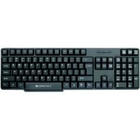 Zebronics KB-K11 Wired USB Standard Keyboard (Black)