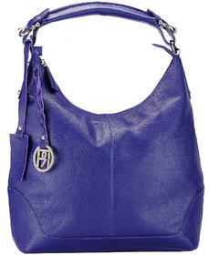 BANSAL BAG Phive Rivers Purple Genuine Leather Handbag-PR903