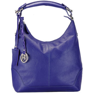 BANSAL BAG Phive Rivers Purple Genuine Leather Handbag-PR903