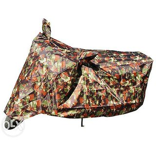 Bike Cover Jungle Print-Tvs Apache Rtr