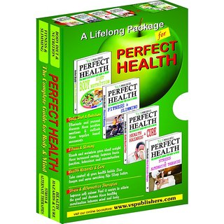 PERFECT HEALTH SET (4 BOOKS)