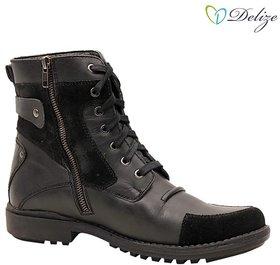 Delize Men's Black Boots