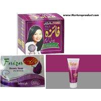 Faiza Beauty Whitening Cream Tm223190  With Soap And Facewash