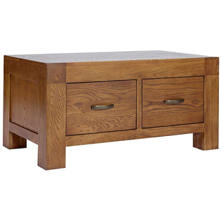 Matt Wood Wooden Center Table