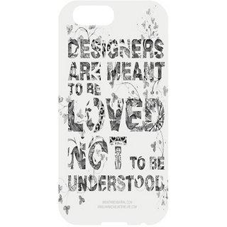 Isanta Designer   5/5s Mobile Cover isanta66
