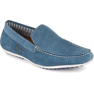 Delize Men's Denim Loafers