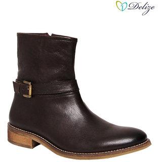 Delize Men's Brown Boots Option 5