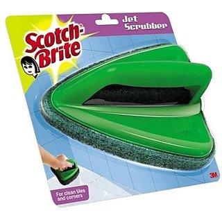 Scotch-Brite Jet-Scrubber Scrub Pad(Pack of 1)