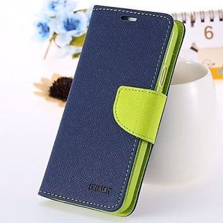 New Mercury Goospery Fancy Diary Wallet Flip Case Back Cover for Sony Xperia E4