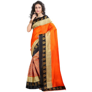 Sukuma Party Wear Bhagalpur Designer Saree Anuja