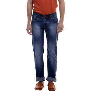 Swizz Mens Stylish Light Blue Slim Fit Jeans