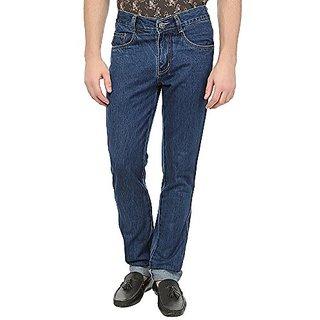 Own Voice Jeans Mens Regular Fit Jeans