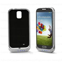 Black External 3200mah Backup Power Bank Battery Charger For Galaxy S4