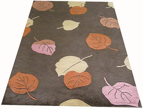 hand made indo nepal carpet